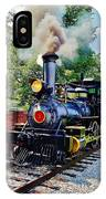 The Rxr At Greefield Village IPhone Case