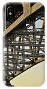 The Sagamore Bridge IPhone Case