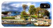 The Sagamore Hotel On Lake George IPhone Case