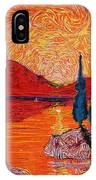 The Scot And The Mermaid IPhone Case