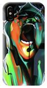 The Scream - Pink Floyd IPhone Case