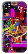 The Secret Of The Tzimzum 2 Heh Emunah Bc2 IPhone Case