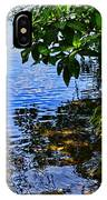 The Serenity Of Mind IPhone Case