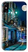 The Shambles Street In York U.k Hdr IPhone X Case