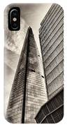 The Shard - The View IPhone Case