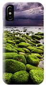 The Silence After The Storm IPhone Case