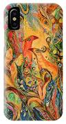 The Silent Song IPhone Case
