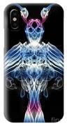 The Smoke Angel IPhone Case
