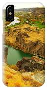 The Snake River  IPhone Case