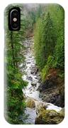 The Snowqualmie River IPhone Case