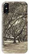 The Southern Way Sepia IPhone Case