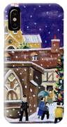 The Spirit Of Christmas IPhone Case