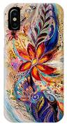 The Splash Of Life 5 IPhone X Case