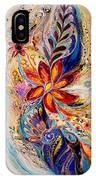 The Splash Of Life 5 IPhone Case