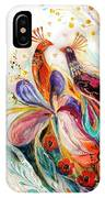 The Splash Of Life Series Pure White No 1 IPhone X Case