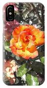 The Spring Rose IPhone Case