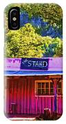The Stand IPhone Case