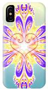 The Star In The Heart IPhone Case