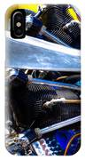 The Stearman Jacobs Aircraft Engine IPhone Case