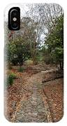 The Stone Path IPhone Case