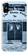 The Stone Pony Cool IPhone Case