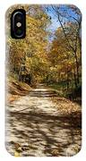 The Straight Road IPhone Case