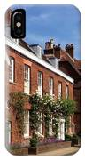 The Streets Of Winchester England IPhone Case