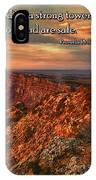The Strong Tower IPhone Case