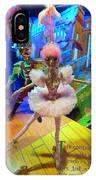 The Sugarplum Fairy IPhone Case