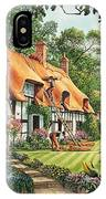 The Summer Thatchers IPhone Case