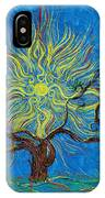 The Sun Tree IPhone Case