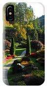 The Sunken Garden IPhone Case