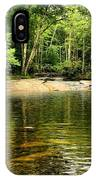 The Swimming Hole IPhone Case