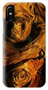The Swirled Root IPhone Case