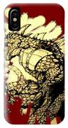 The Symbol Of Fire  IPhone Case