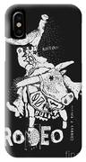 The Symbolic Image Of The Bull On Which IPhone X Case