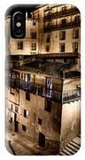 The Tall Houses Of Albarracin IPhone Case