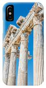 The Temple Of Apollo IPhone X Case