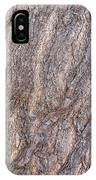 The Texture Of Wood IPhone Case