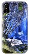 The Thawing Falls IPhone Case