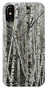 The Thicket IPhone Case