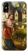 The Thief IPhone Case