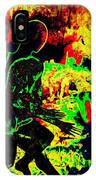 The Thunder Of Rock 'n' Roll IPhone Case
