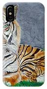 The Tiger IPhone X Case
