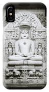 The Tirthankara IPhone Case