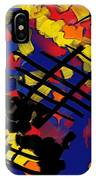 The Torn Fabric Of Life IPhone Case