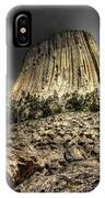 The Tower Of Boulders IPhone Case