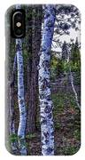 The Trees Have Eyes-d IPhone Case