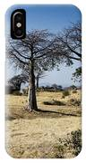 The Trees Of Ruaha IPhone Case