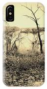 The Trees Of Steamboat Rock IPhone X Case